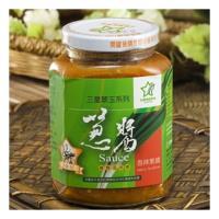 【三星地區農會】翠玉蔥醬-香辣380g/罐