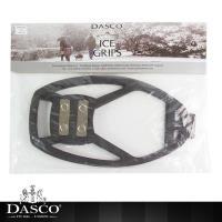 【鞋之潔】英國伯爵DASCO 8300雪地防滑鞋套 登山 賞雪 冰爪 止滑