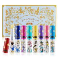 DHC 純橄欖護唇膏-迪士尼公主系列(1.5gX8)白雪公主/睡美人/小美人魚/貝兒 /愛麗絲