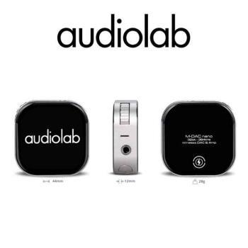 英國Audiolab M-DAC nano隨身無線藍芽DAC耳機擴大機