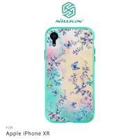 NILLKIN Apple iPhone XR 蝶之戀玻璃手機殼