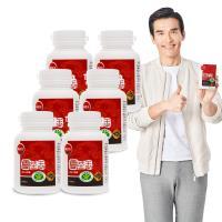 葡萄王 認證靈芝60粒*6瓶  共360粒(國家調節免疫力健康食品認證 靈芝多醣12%)