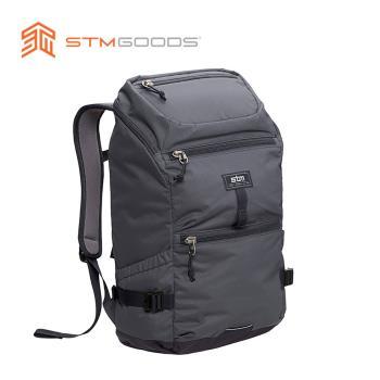 澳洲【STM】Drifter Backpack 15吋 輕旅者三層式筆電後背包 (石墨灰)