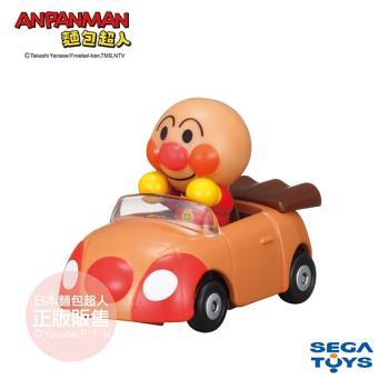 麵包超人-GOGO小汽車 迷你麵包超人號&麵包超人 (3歲-)