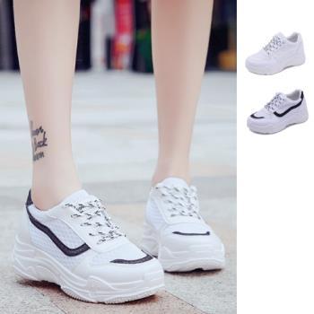 JH韓版網布休閒運動鞋