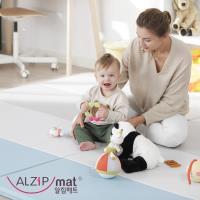 ALZiPmat  韓國手工製 sugar 甜心摺疊遊戲墊 - 棉花糖藍