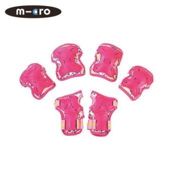 瑞士 Micro 直排輪護具組 (護膝、護肘、護掌)