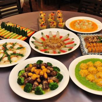 春天素食 單人下午餐時段蔬食饗宴吃到飽