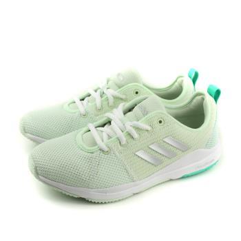 adidas Arianna Cloudfoam 訓練鞋 運動鞋 網布 淺綠色 女鞋 CG2847 no572