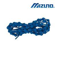 Mizuno 美津濃 運動鞋帶3入 藍 J1TA170027