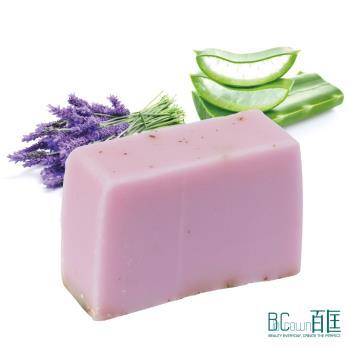 BIOCROWN百匡 紫草蘆薈保濕香氛美膚皂
