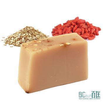 BIOCROWN百匡 燕麥枸杞保濕香氛美膚皂