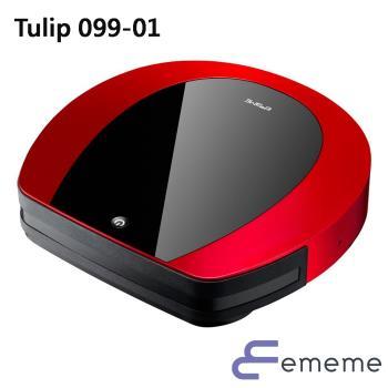 EMEME 掃地機器人吸塵器(掃/吸/拖) 輕鬆款 Tulip 099-01