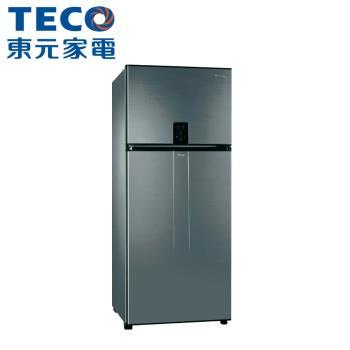 TECO東元 610公升變頻雙門冰箱R6191XHK