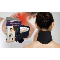 (美頸墊)(護頸) 水波動健康神奇熱魔敷 熱感波動護頸  脖圍 磁療自發熱 向痠痛藥膏貼布說掰掰 #無限使用 #發熱護具