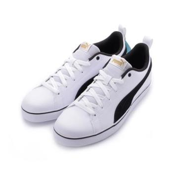PUMA COURT POINT SL V3 復古板鞋 白黑 366073-04 男鞋 鞋全家福