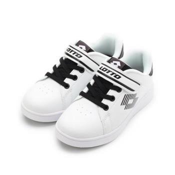 LOTTO 1973 經典網球鞋 白 LT8AKR6988 中大童鞋 鞋全家福