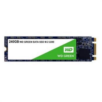 WD SSD Green系列-240GB M.2 2280 SATA SSD 固態硬碟 (綠標) (WDS240G2G0B)