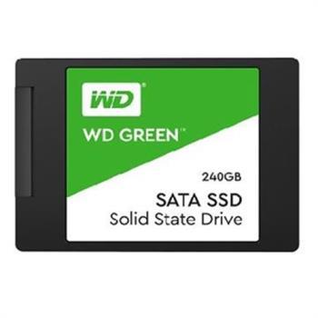 WD SSD Green系列-240G 2.5吋固態硬碟 (綠標) (WDS240G2G0A)