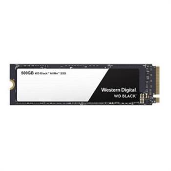 WD SSD 500GB NVMe PCIe Gen3 固態硬碟(黑標) (WDS500G2X0C)