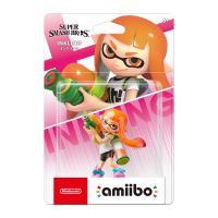 任天堂 Nintendo amiibo公仔 橘色女孩 (明星大亂鬥系列)