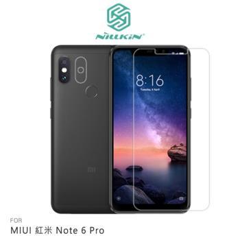NILLKIN MIUI 紅米 Note 6 Pro Amazing H+PRO 鋼化玻璃貼