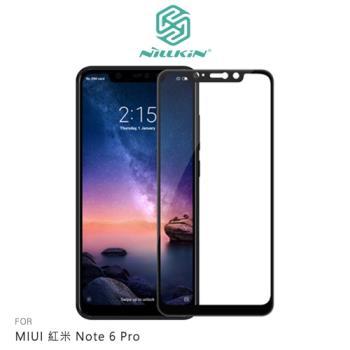 NILLKIN MIUI 紅米 Note 6 Pro Amazing CP+ 防爆鋼化玻璃貼