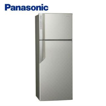 Panasonic國際牌485公升雙門變頻冰箱(銀河灰)NR-B489GV-S (庫)