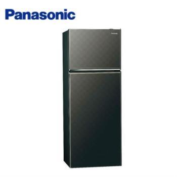 Panasonic國際牌393公升雙門變頻冰箱(星空黑)NR-B409TV-K (庫)