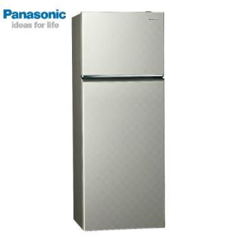 送吸濕毯★ Panasonic國際牌 一級能效 393公升雙門變頻冰箱NR-B409TV-S (庫)