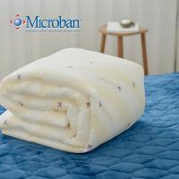 Microban 國際抗菌技術保暖天然羊毛被(2.1kg)台灣製