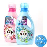 日本 BOLD 清香柔軟洗衣精 850gx6瓶