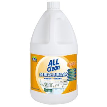 多益得 All Clean酵素廚房清潔劑 1GL