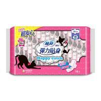 蘇菲 彈力貼身 Happy Catch日用衛生棉26cm(16片x24包)