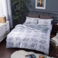 夢工場 墨索里亞天絲四件式兩用被床包-加大