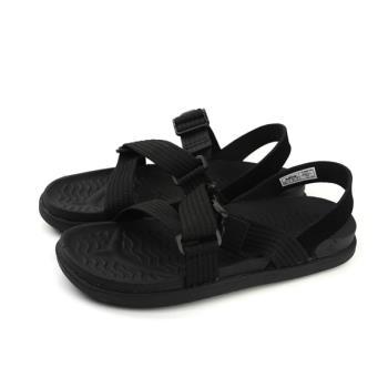 native ZURICH 涼鞋 帆布 男鞋 女鞋 黑色 61105800-1001 no749