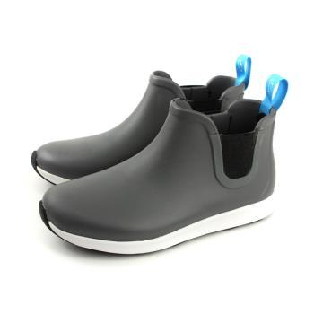 native APOLLO RAIN 懶人鞋 休閒鞋 雨天 灰色 男女鞋 31102700-1453 no565