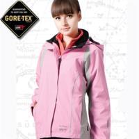 【JORDON 橋登】女款GORE-TEX雙配色單件式外套