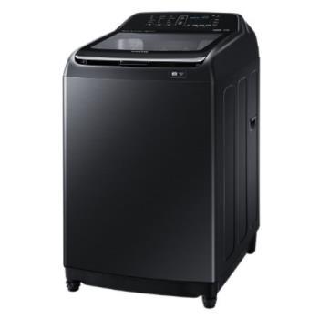 回函送★SAMSUNG三星 16KG 變頻直立式洗衣機-奢華黑 WA16N6780CV/TW