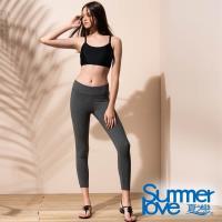 夏之戀SUMMERLOVE 大女運動休閒長褲-薄款z9701
