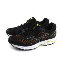 美津濃 Mizuno WAVE RIDER 22 慢跑鞋 運動鞋 黑色 女鞋 J1GD183709 no067