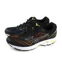 美津濃 Mizuno WAVERIDER 22 慢跑鞋 運動鞋 黑色 男鞋 J1GC183709 no066