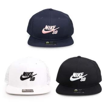 NIKE 運動帽-帽子 防曬 遮陽 鴨舌帽