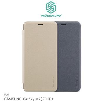 NILLKIN SAMSUNG Galaxy A7(2018) 星韵皮套