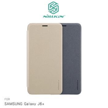NILLKIN SAMSUNG Galaxy J6+ 星韵皮套