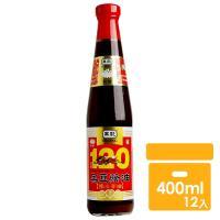 黑龍 秋菊級黑豆蔭油膏 12瓶組