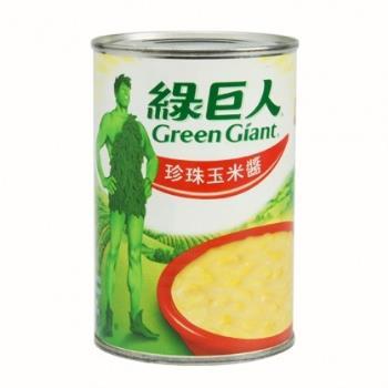 綠巨人 珍珠玉米醬 418g