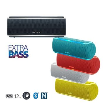 SONY 可攜式藍牙喇叭 SRS-XB21