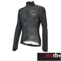 ZeroRH+ 義大利 FASHION 男仕專業自行車外套(黑色) ICU0595_06P