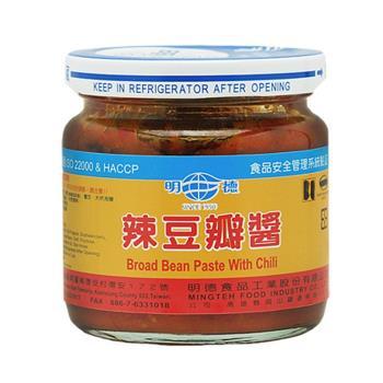 明德辣豆瓣醬(小)165g